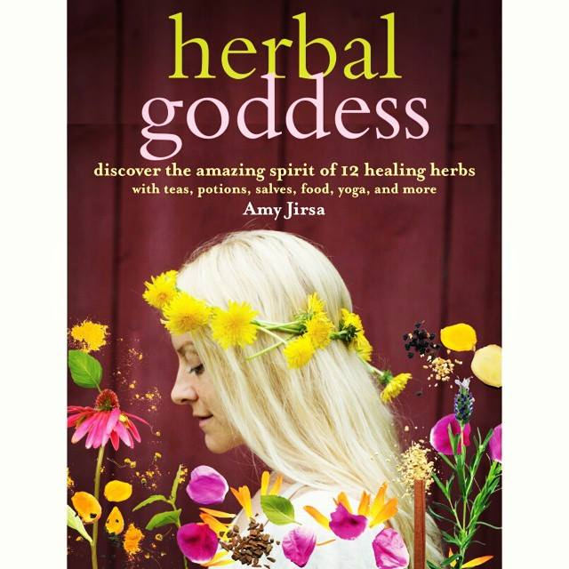 cover of herbal goddess